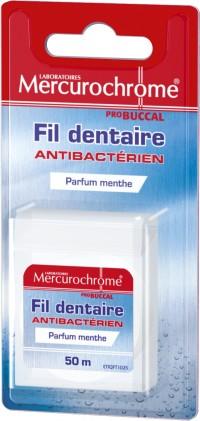FIL DENTAIRE antibacterien