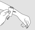 Conseil pratique 1 sparadrap microporeux