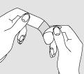Conseil pratique 2 pansements Tissus