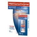 Mercurochrome liquide petites coupures