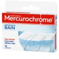 Mercurochrome pansement BAIN
