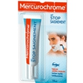 Mercurochrome pansement SUTURES-ADHESIVES