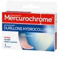 Mercurochrome pansmement durillon-hydro