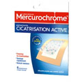 Mercurochrome pansement CICATRIS-ACTive