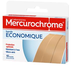 Mercurochrome Bande economique