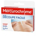 Mercurochrome bande decoupe facile