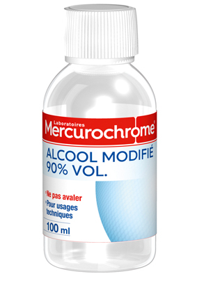 Mercurochrome ALCOOL-90