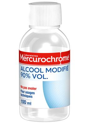 Mercurochrome ALCOOL-90