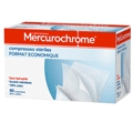 Mercurochorme COMPRESSES-STERILES 60U