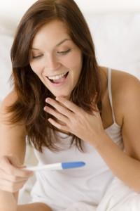 le test de grossesse