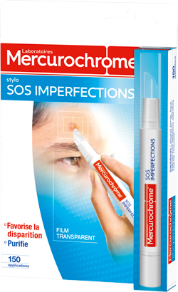 stylo anti-imperfections